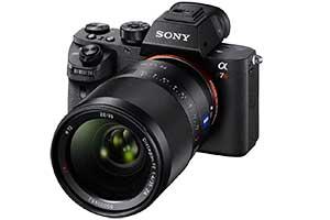 انواع دوربین sony