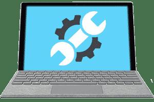 تعمیر قاب لپ تاپ سونی
