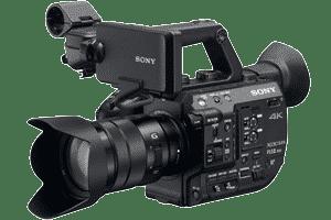 دوربین فیلم برداری FS5 II سونی