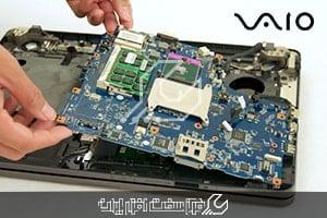 تعمیر مادربرد لپ تاپ سونی