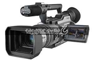 تعمیرات دوربین فیلمبرداری سونی