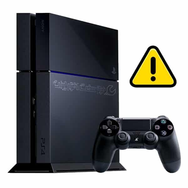 بالا نیامدن PS4 سونی