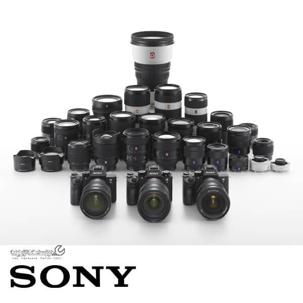 لنز دوربین سونی