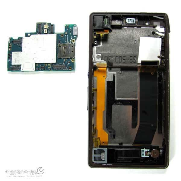 تعمیر فلت موبایل سونی