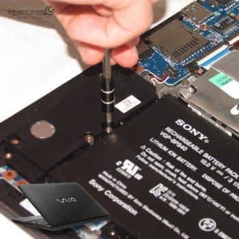 تعمیر لپ تاپ سونی وایو فیت 15E