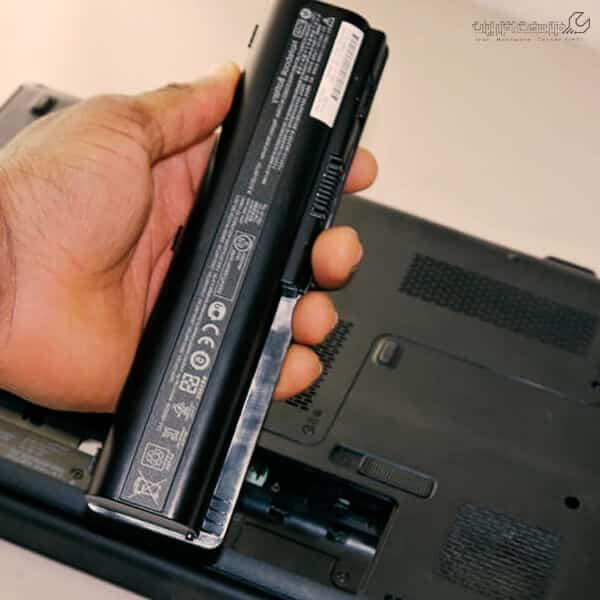 عمر مفید باتری لپ تاپ