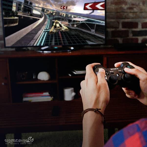 آسیب پلی استیشن به تلویزیون