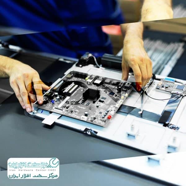 تعمیر تلویزیون ال سی دی سونی