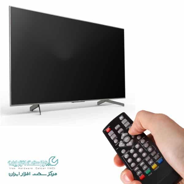 روشن نشدن تلویزیون سونی