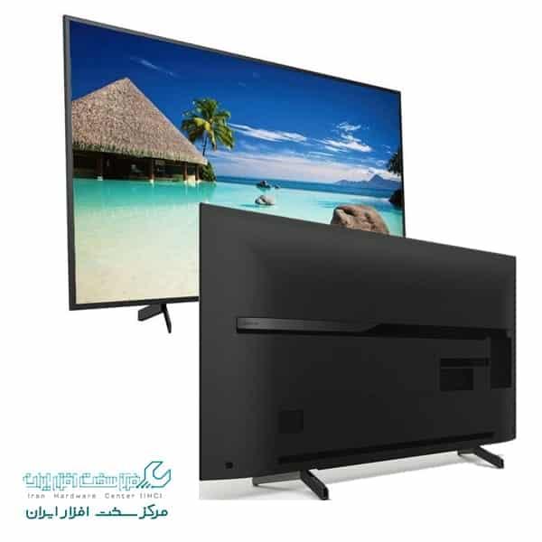 مقایسه تلویزیون سونی X8000G با X8500G
