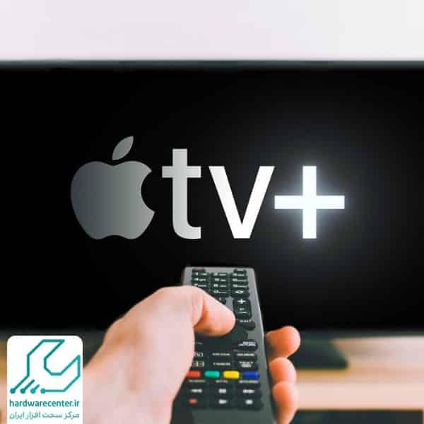 اپل تی روی تلویزیون جدید سونی