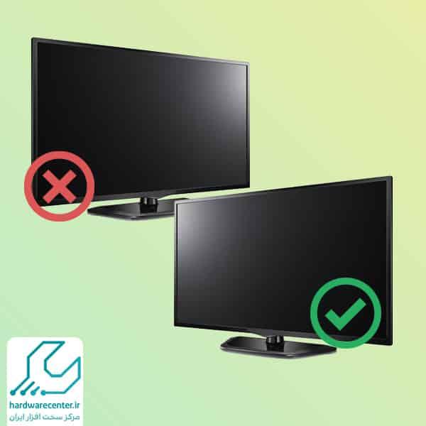 تشخیص تلویزیون اصل از تقلبی