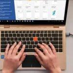 پنهان کردن درایو های لپ تاپ